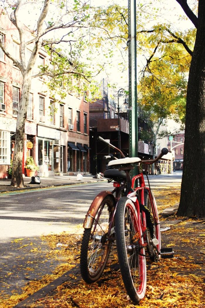Autumn in Manhattan