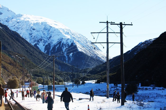 Arthurs Pass - Heart of the Alpine Region