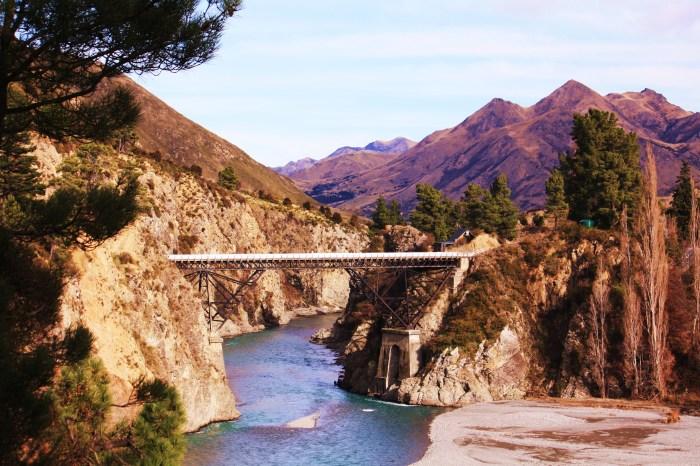 Bridge at Hamner Springs