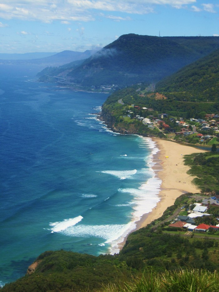 Bald Hill Lookout, Stanwell Tops, NSW
