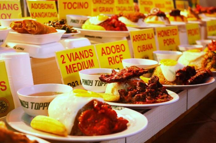 Typical Filipino Breakfast