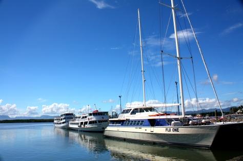 Denarau Port