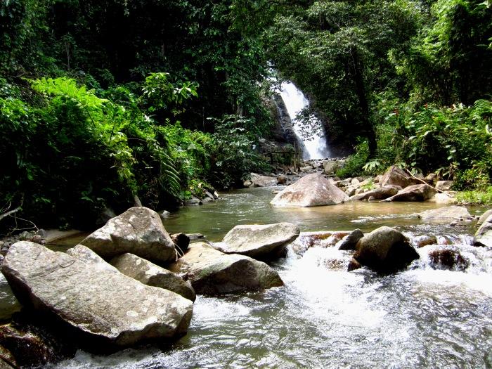 Koralevu Falls