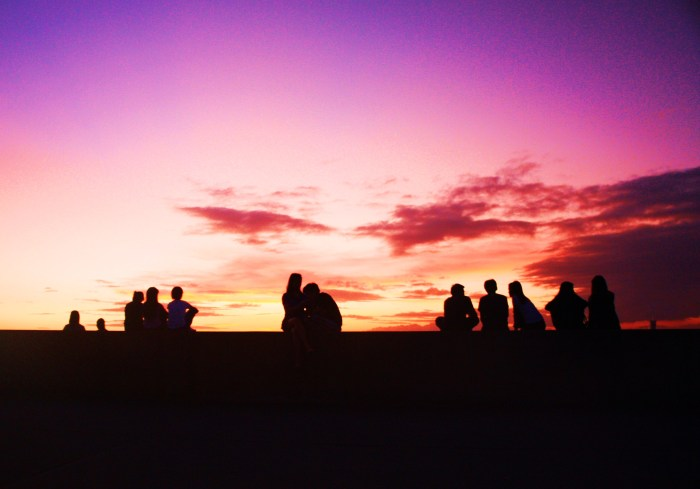 Manila Bay Sunset