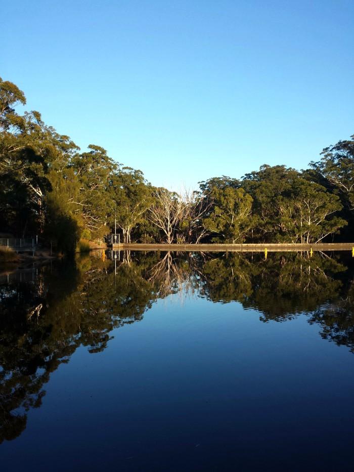 Parramatta Lake