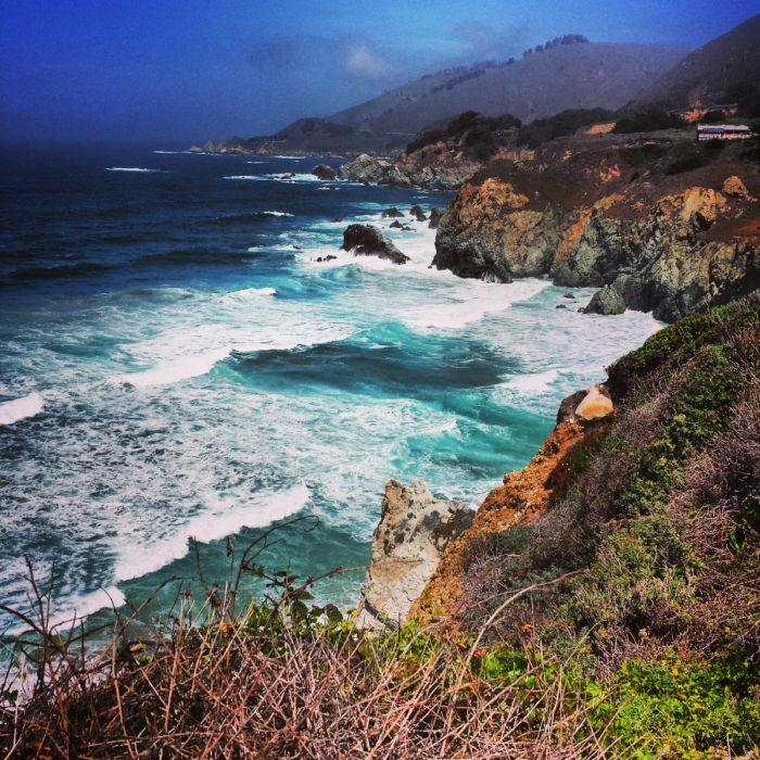 Highway 1 Stunning View