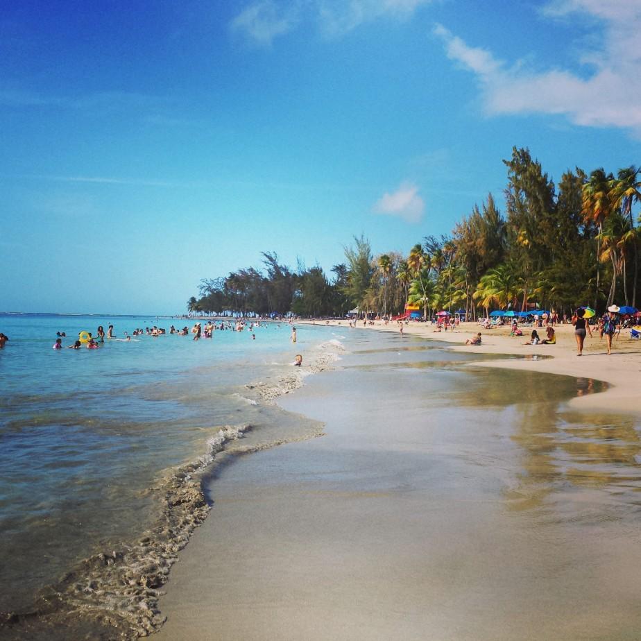 Loquillo Beach, PuertoRico