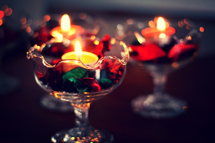 Candle at Home
