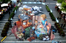 Chalk Urban Art Festival Image
