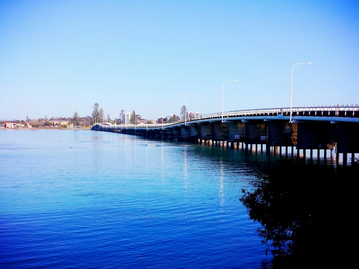 Bridge Connecting Forster and Tuncurry