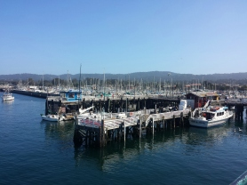 View from Fisherman's Wharf