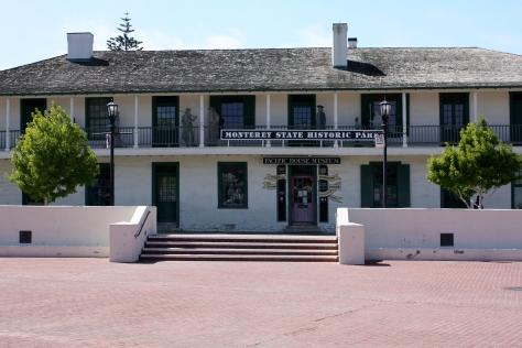 Monterey State Historic Park