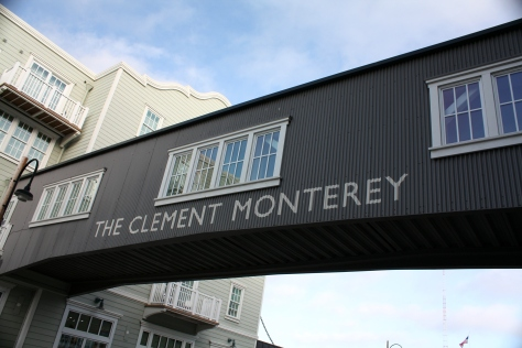 At Cannery Row