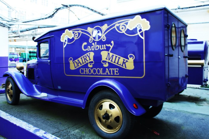 Cadbury Chocolate Factory