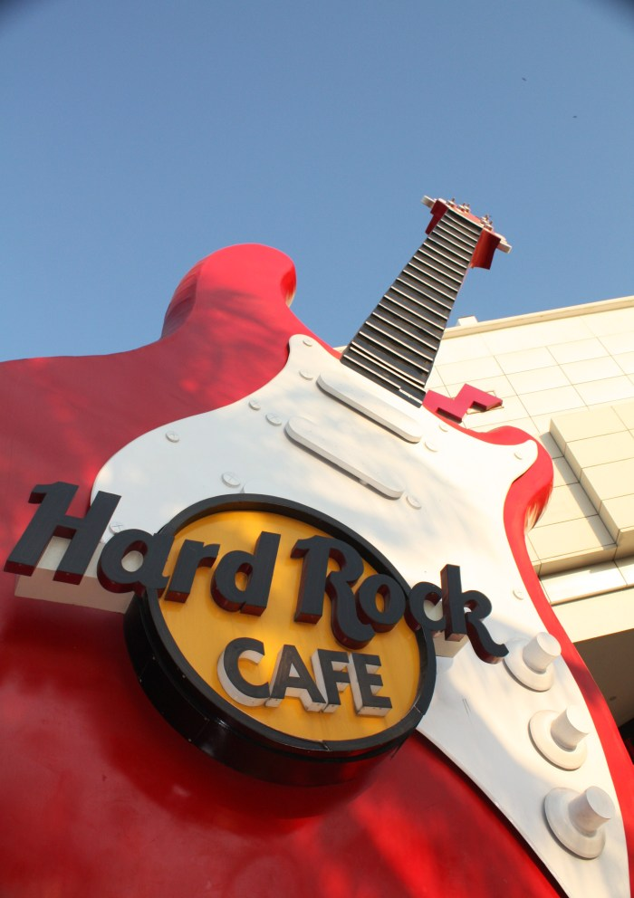 Hard Rock Cafe, Cancun