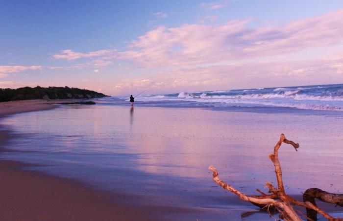 Twilight  at Old Bar Beach
