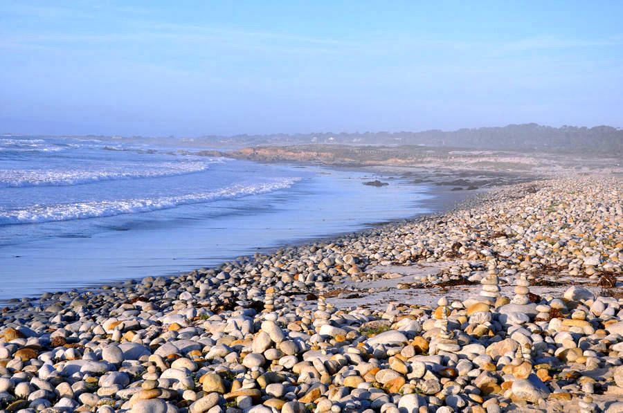 17 mile drive to pebble beach freelance wanderer for Best beach in monterey ca