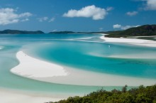 Hill Inlet, Whitehaven Beach, Queensland