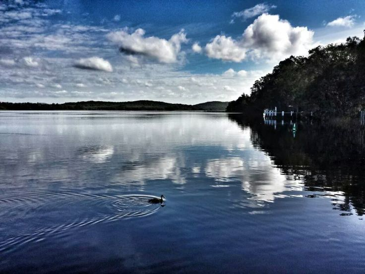 Myall Lakes, New South Wales