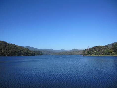 Maroondah Dam