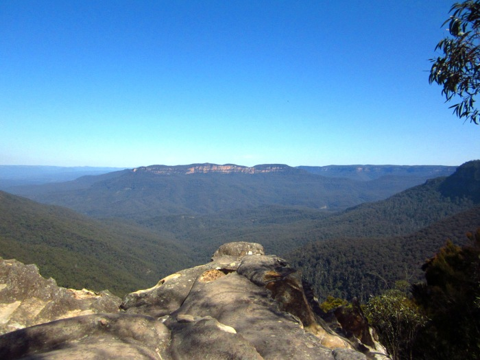 Jamison Valley from Princess Look Out