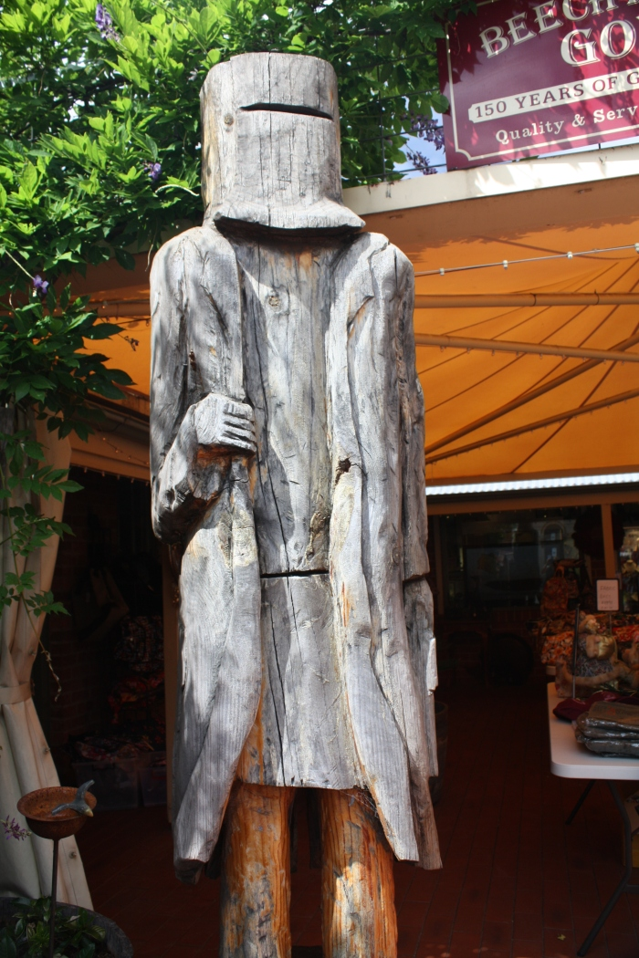 Ned Kelly Sculpture