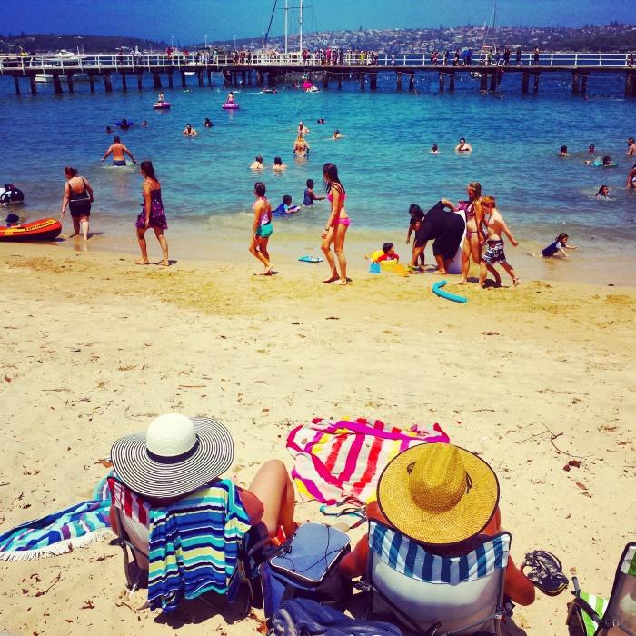Netted Beach