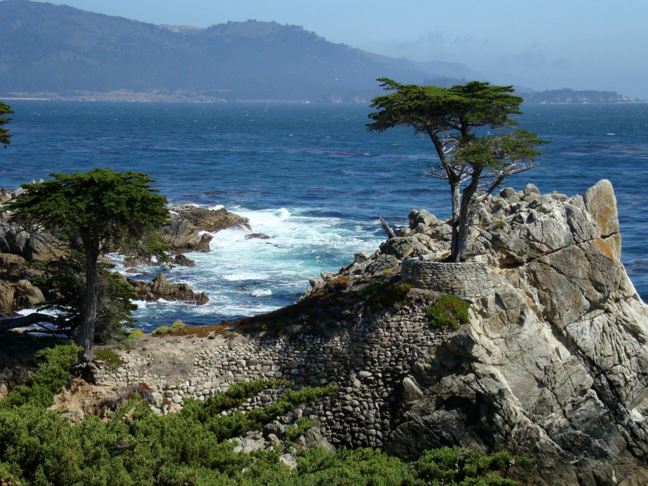 17-Mile Drive to Pebble Beach