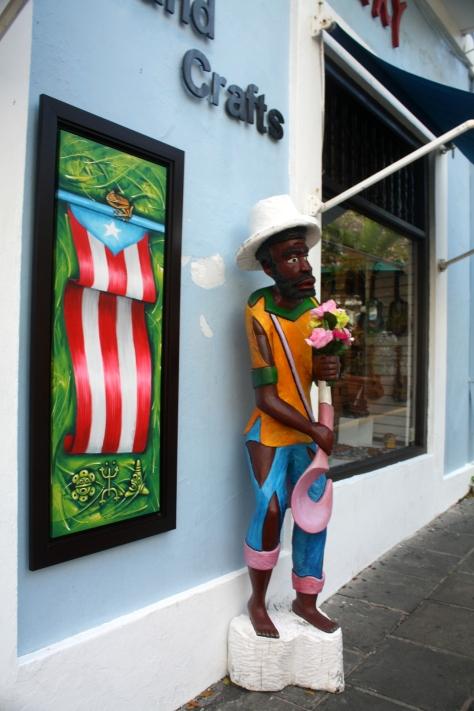 Colours of Old San Juan