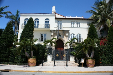 Old Gianni Versace House