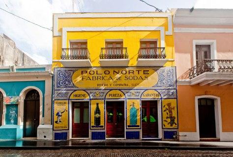 Colours of San Juan